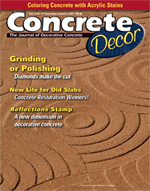 Concrete Decor Vol 6 No 6